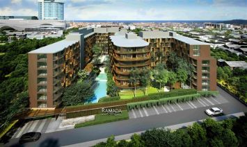Condos Developing Project in North Pattaya
