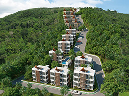 Condos&Houses Developing Project in Phuket