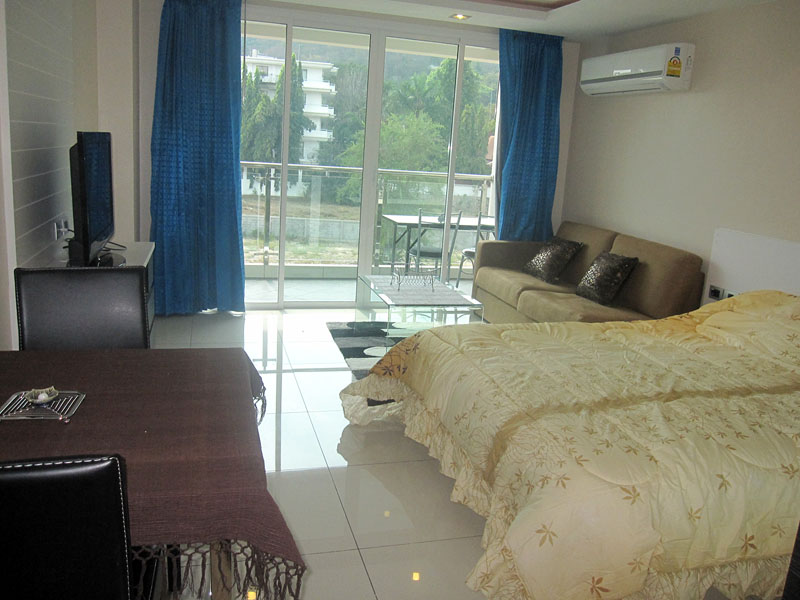 Studio Apartment in Thailand