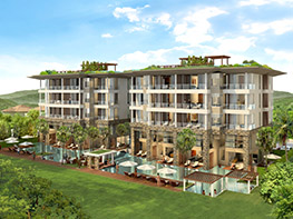 Condos Developing Project in Phuket