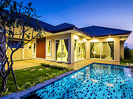 Houses Developing Project in East Jomtien - Huay Yai, Pattaya