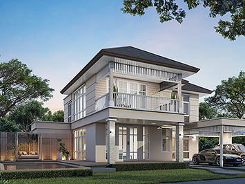 Houses Developing Project in East Pattaya