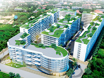 Condos Developing Project in Central Pattaya
