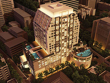 Condos Developing Project in Bangkok