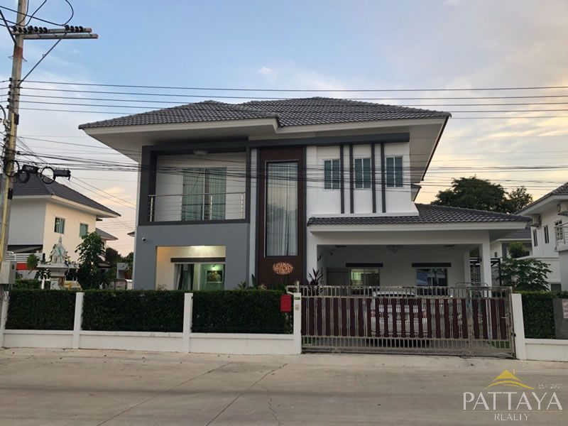 House for Rent and Sale in East Pattaya – HS14567-HR14568